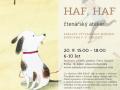 Čtenářský ateliér: HAF, HAF 1